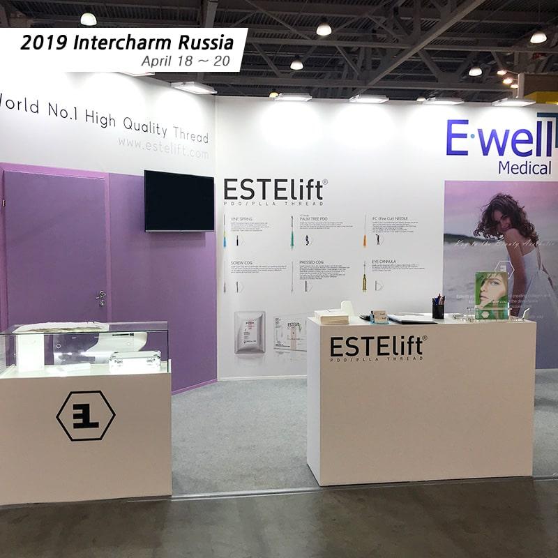 2019 Intercharm Russia